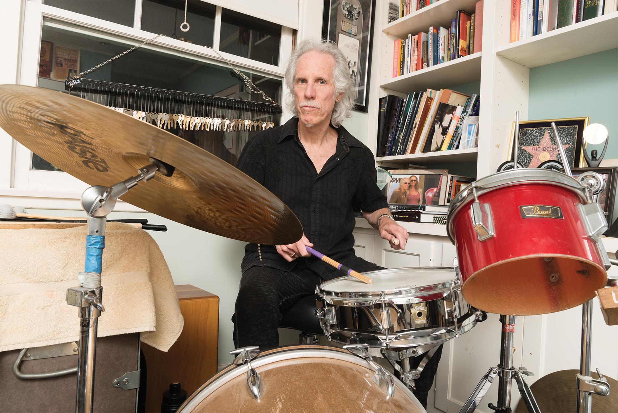 The Doors' John Densmore - Modern Drummer Magazine
