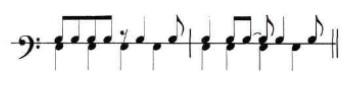 Syncopation 1