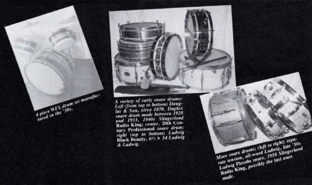 Evolution of the Drum Set 1