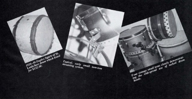 Evolution of the Drum Set 2