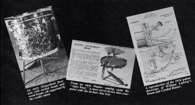 Evolution of the Drum Set 4
