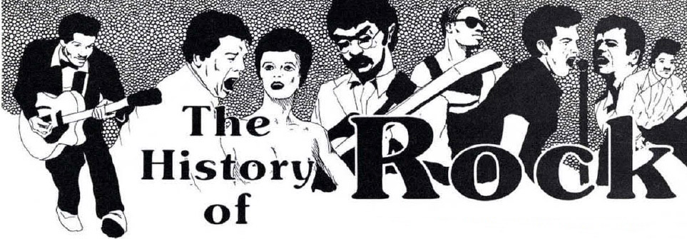 The History Of Rock Drumming Part III - The Sixties - Modern