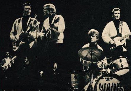 Chuck Blackwell The Shindogs
