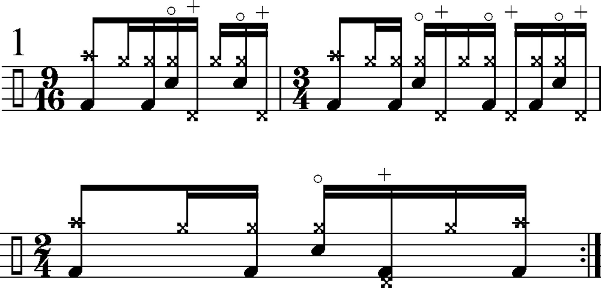 Jon Theodore Style and Analysis - Modern Drummer Magazine