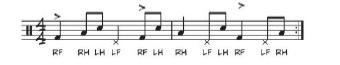Inner Drumming 5