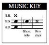 Implied Brazilian Rhythms key