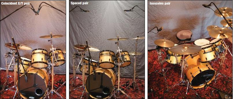 Minimal Miking Techniques - Modern Drummer Magazine