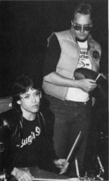 Jeff Porcaro and Paul Jamison