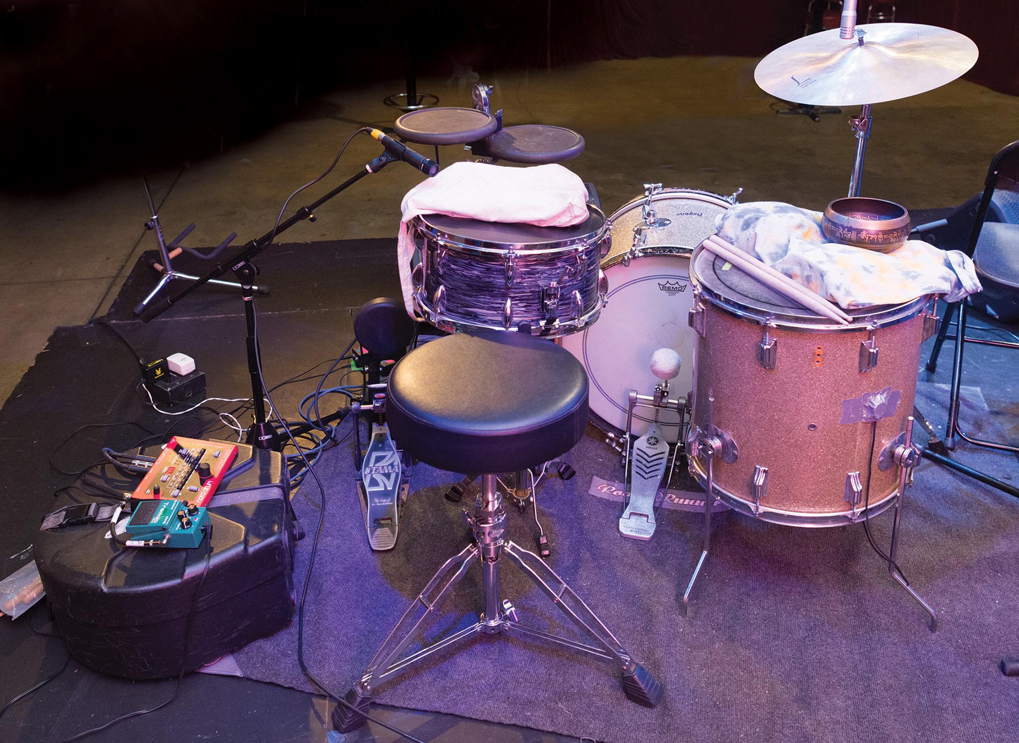 Booker Stardrum - Modern Drummer Magazine