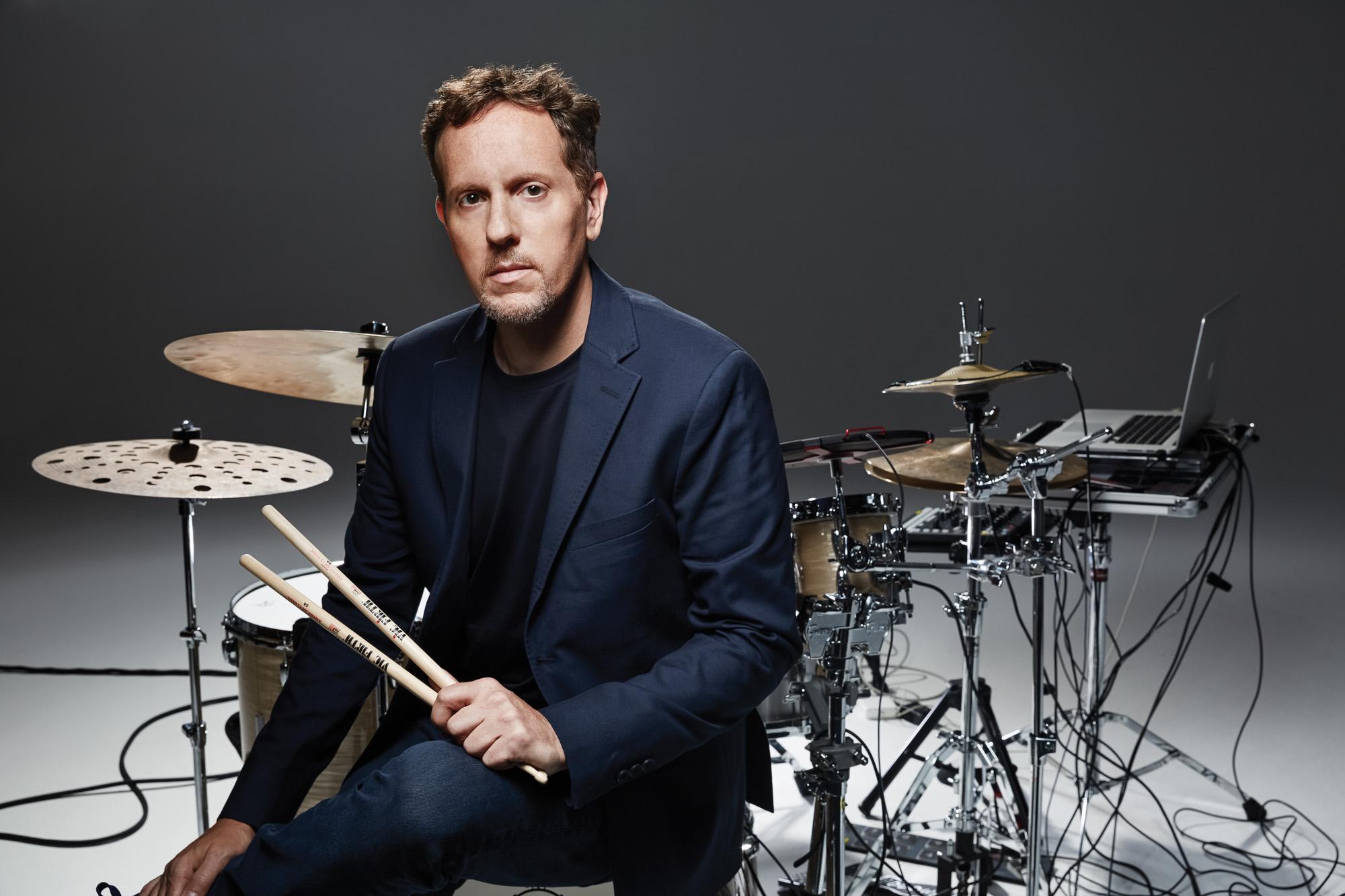 Edit Bunker's Zach Danziger - Modern Drummer Magazine