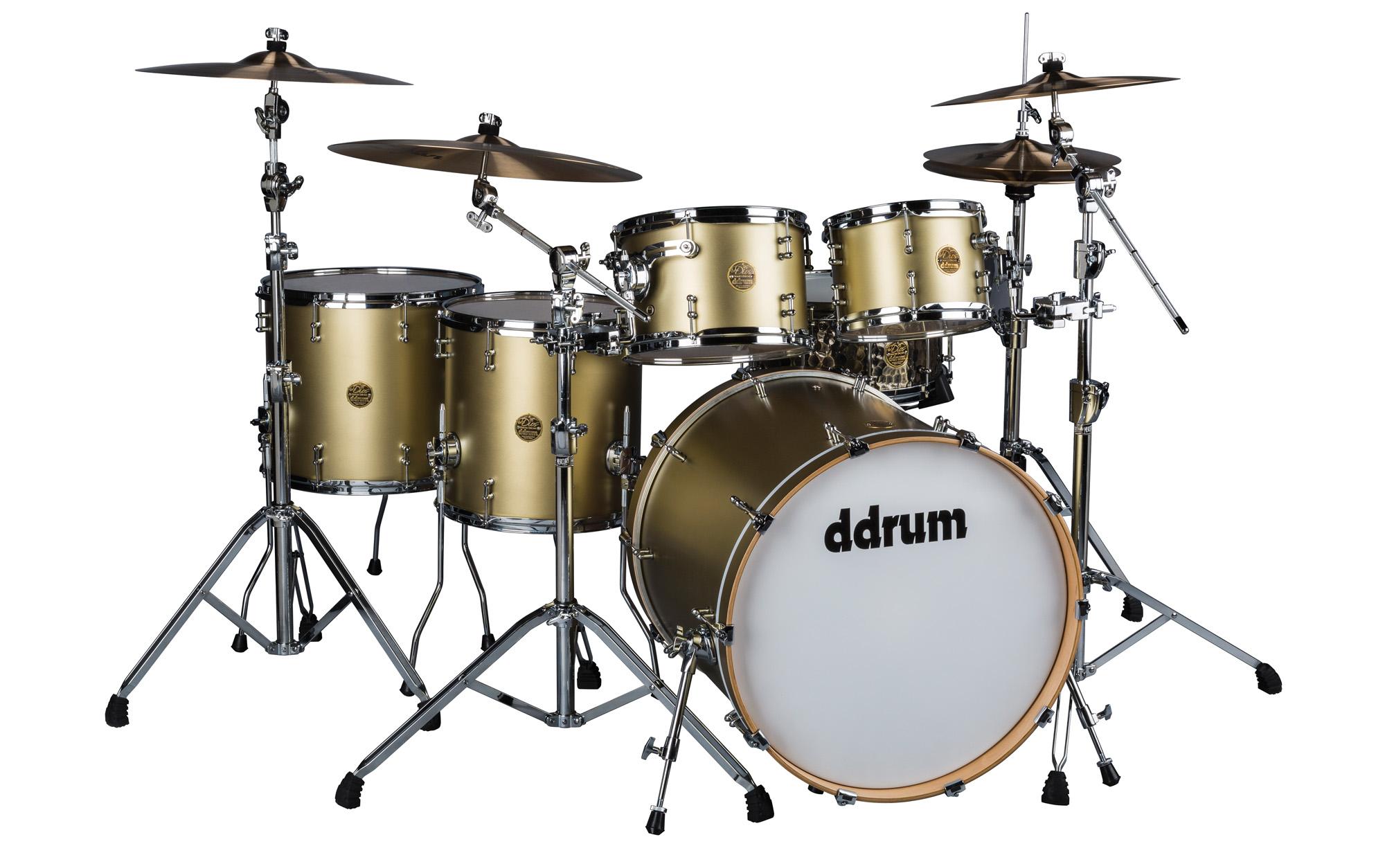 7916dbef34f8 Ddrum - Dios Maple Series Drumset - Modern Drummer Magazine