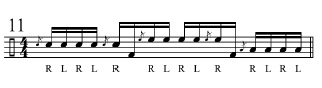 Flamaque Variations 11