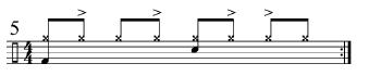 Dubstep Drumming 5