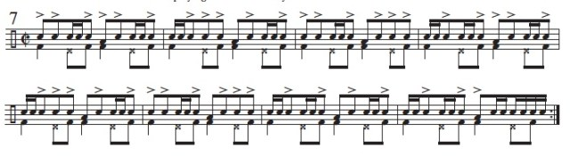 Syncopation Revisited Brazilian Applications 11