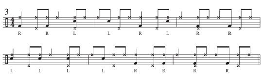 Up-tempo studies 5