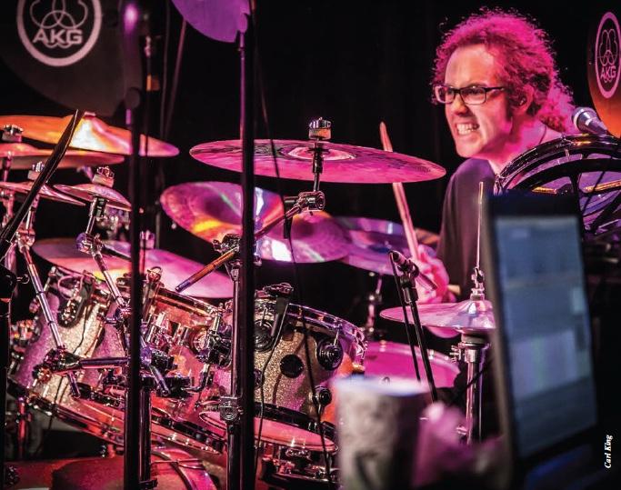 Ryan Brown - Modern Drummer Magazine