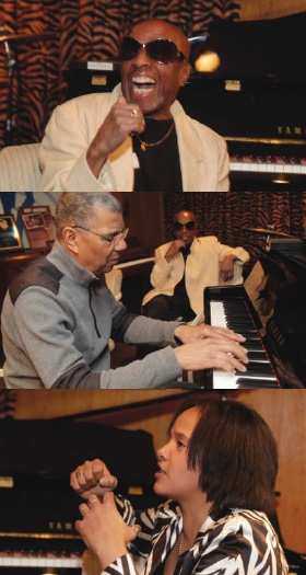Haynes, Carrington, DeJohnette