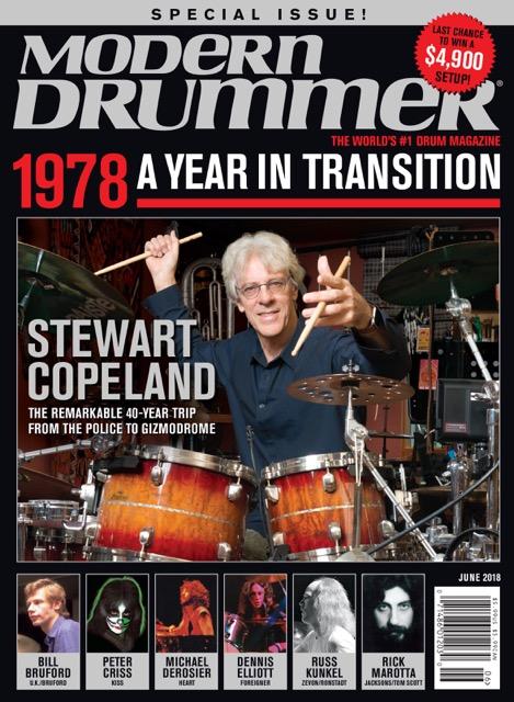 Modern Drummer Magazine Pdf