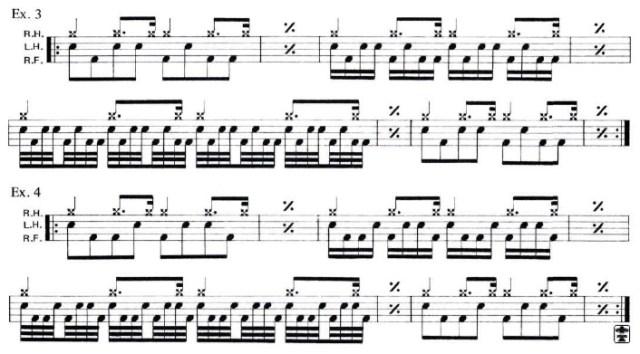 Jazz Coordination Studies 2