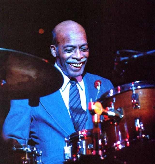 Papa Jo Jones Modern Drummer Magazine