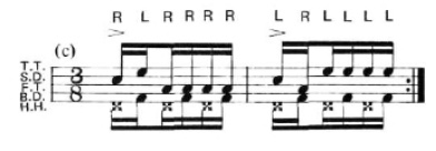 Expanding The Paradiddle 3