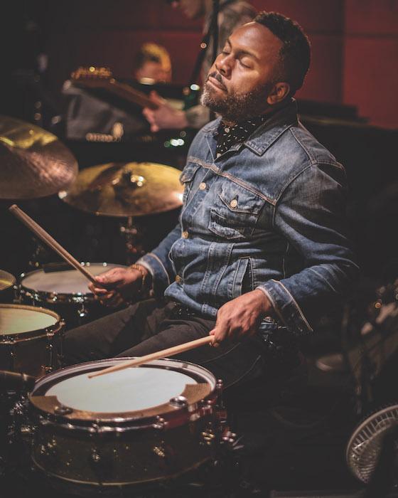 Nate Smith - Modern Drummer Magazine