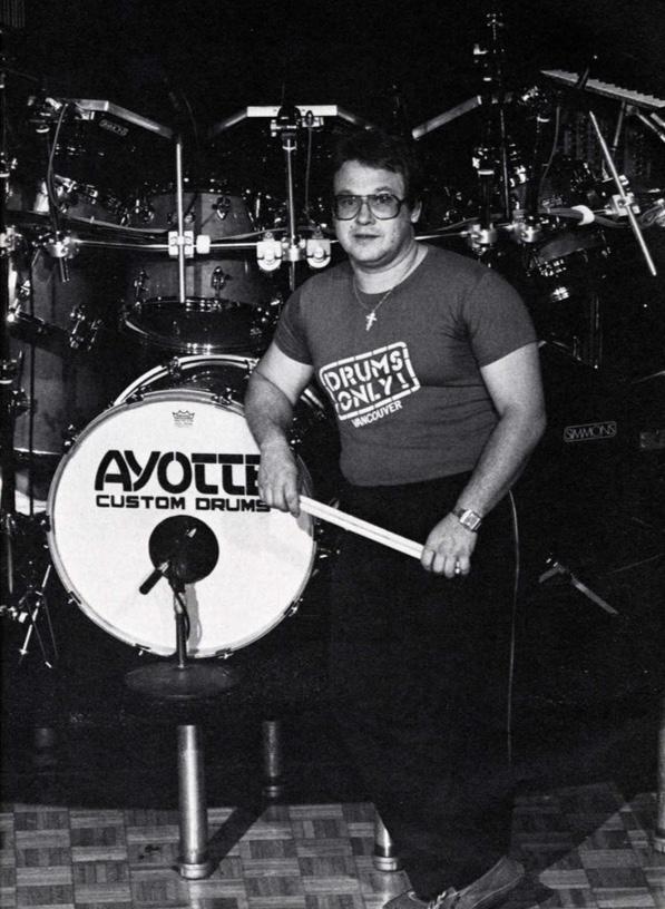 Garry Peterson — Canadian Beat - Modern Drummer Magazine