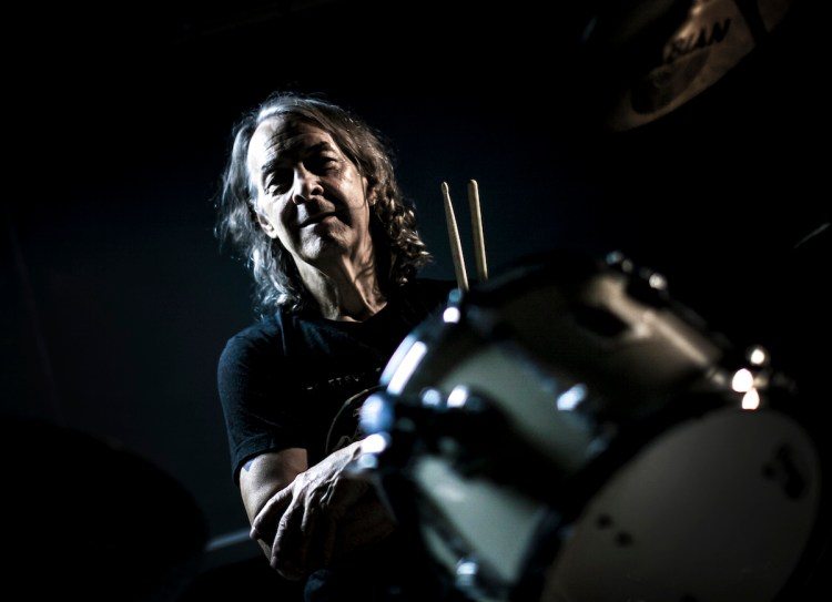On The Beat with Albert Bouchard of Blue Oyster Cult and Blue Coupe: Talks  Mentor Francis Clay and Playing Proud | Modern Drummer Magazine