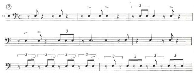 Comping Jeff Watts Style 3