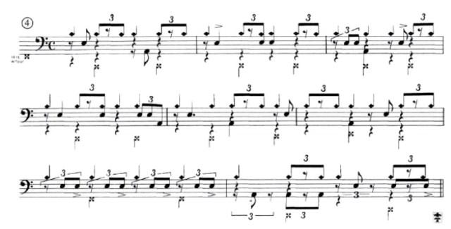 Comping Jeff Watts Style 5