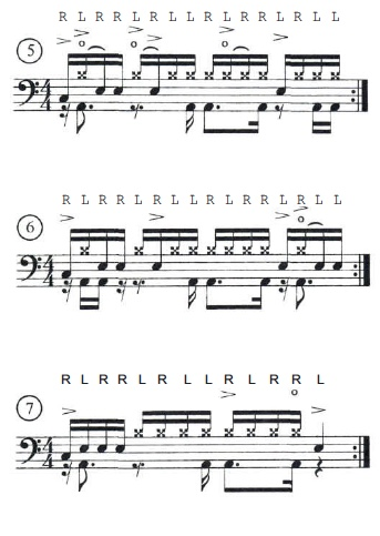 Paradiddle Funk 7