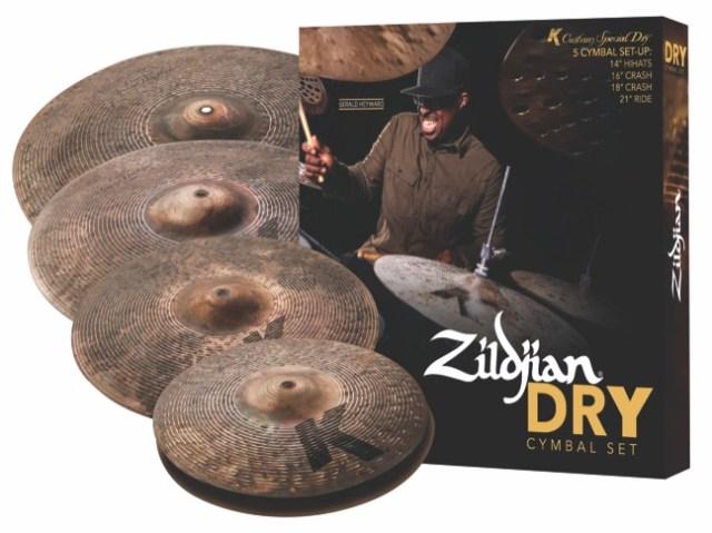 Zildjian K Custom Special Dry Cymbal Set
