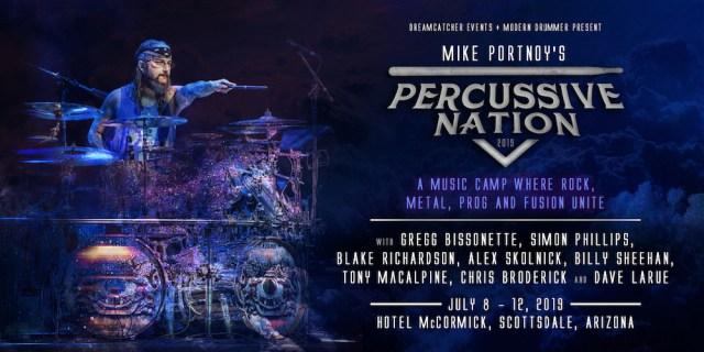 Percussive Nation