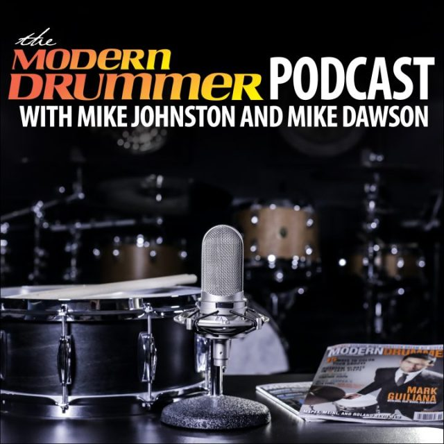 Modern Drummer Podcast