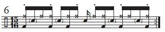 Musical Palindromes 6