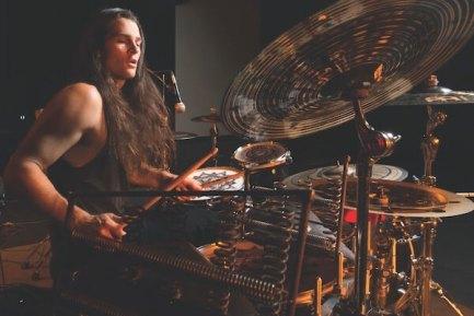 Aric Improta playing