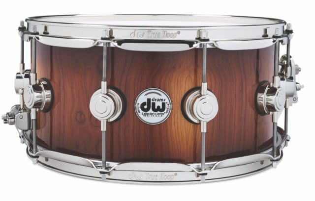 DW Collector's Series Pure Almond Snare Drum