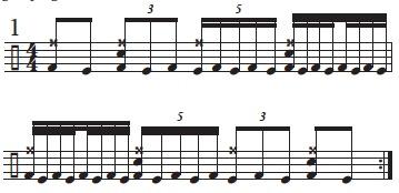 """Golden Measures"" and Fibonacci Rhythms 1"
