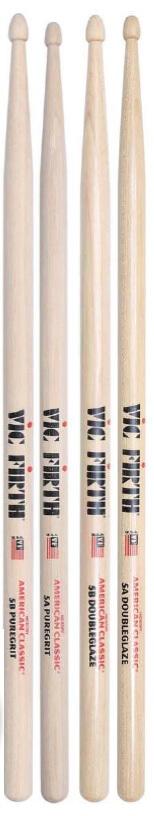 Vic Firth DoubleGlaze Drumsticks