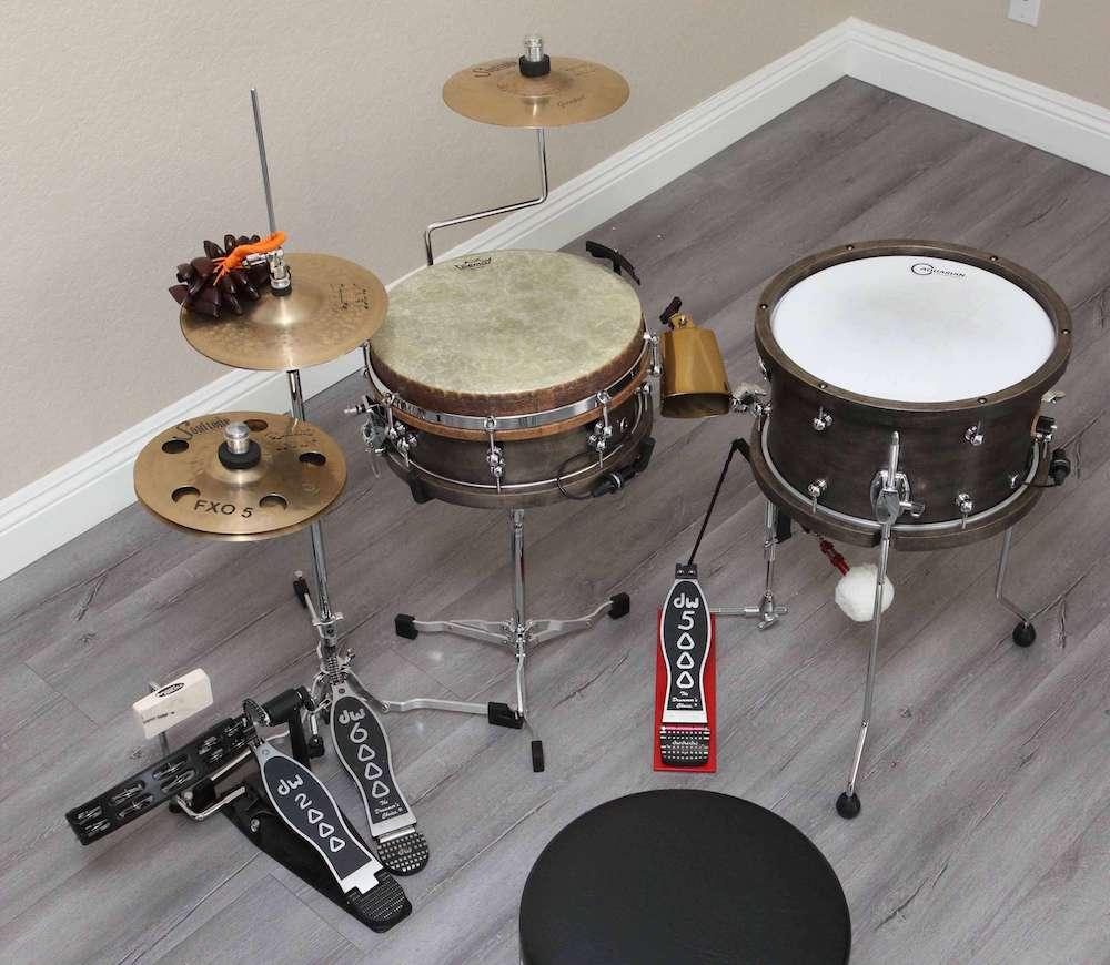 The Transformer - Modern Drummer Magazine
