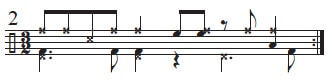 Mambo Bell Ideas in 3/2 time 9