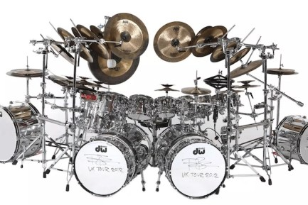 Terry Bozzio Kit