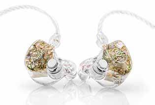 64 Audio Custom In-Ear Monitors