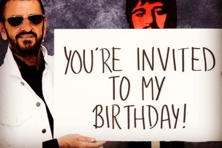 Ringo Birthday