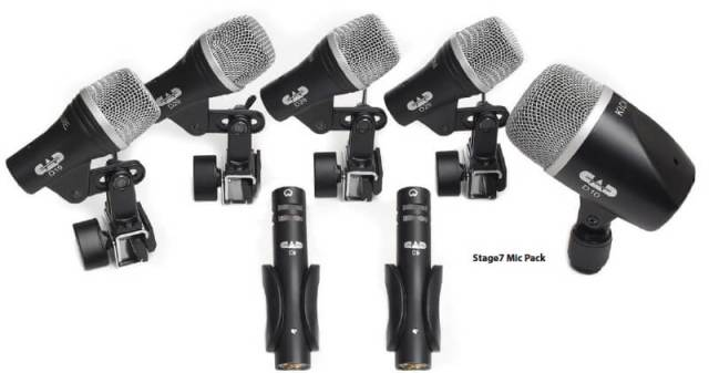 CAD Microphone group
