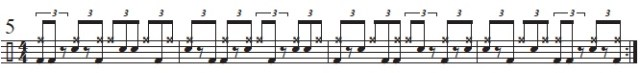 Seven-Note Groupings 5