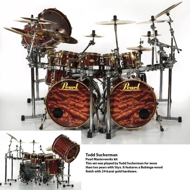 Todd Sucherman Kit