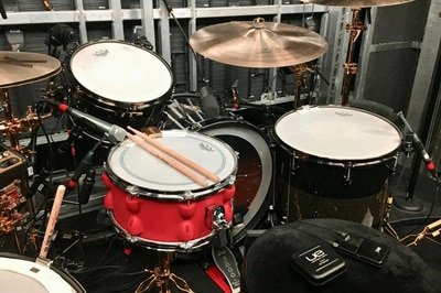 July 2020 3D Drums