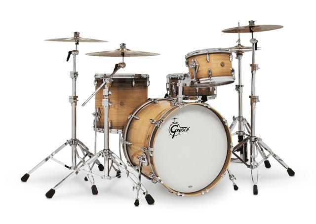 USA Custom River Cypress Drumset
