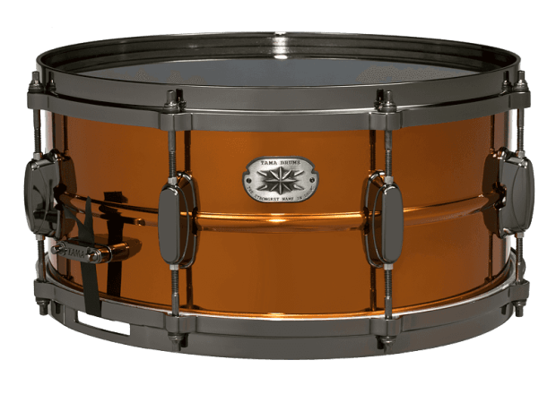 Showroom: Tama Releases Limited Metalworks Steel Snare